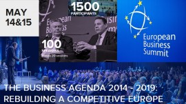 European Business Summit 2014