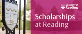 scholarships at reading